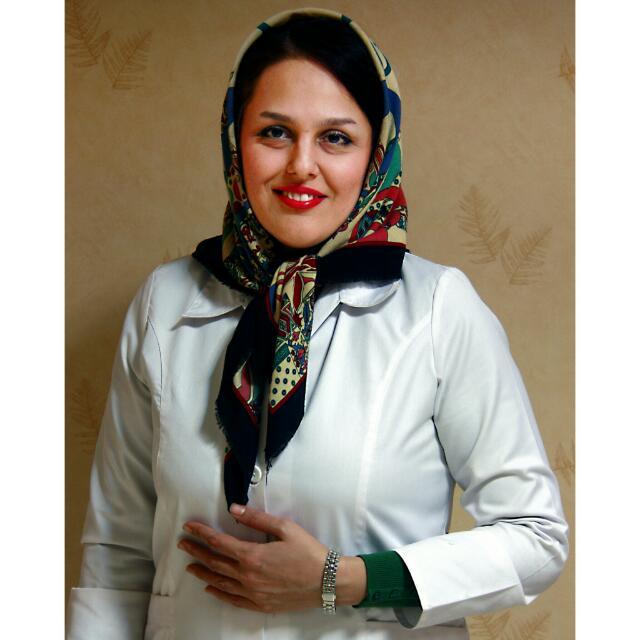 دکتر غزال ارش راد متخصص ایمپلنت در تهران