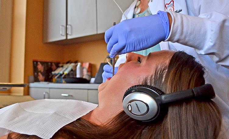 ترس از صداهای دندانپزشکی